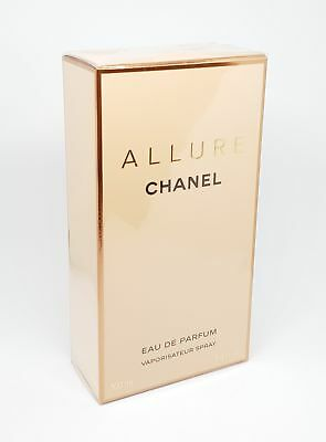 Chanel Allure Eau de Parfum 100 ml EDP Spray