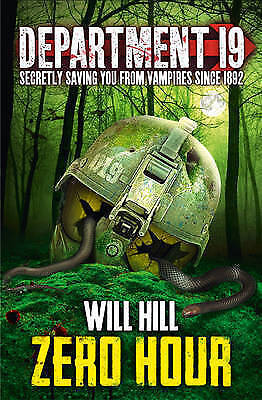 Zero Hour (Department 19, Book 4) by Will Hill-9780007505845-G052