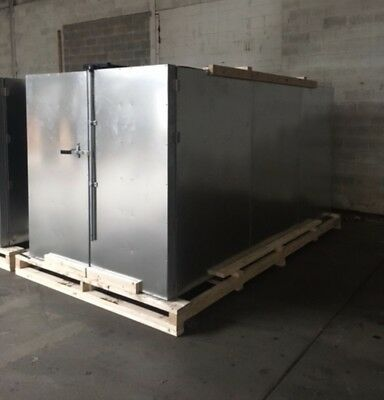 New Powder Coating Oven! Batch Oven! 6x6x8