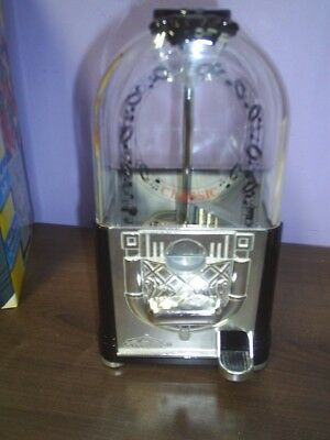 New in the box Cool Jukebox GumBall Machine Bank Nice Gift (New in Box )