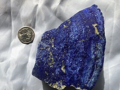 Lapis lazuli 511 Grams Single Gemstones Mineral Specimens Cabbing Rough Lapidary