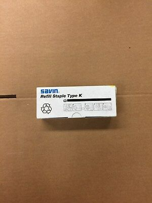 Savin 9859 Type K Staple Refills