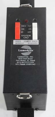 Lumedyne # 065 200w/s Power Pack S/n 99916TP Pre-owned Tested ***Excellent***