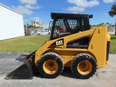 Cat 216 -Turbo Wheel Loader - Hydraulic Coupler - Self Leveling Bucket - Aux Hyd
