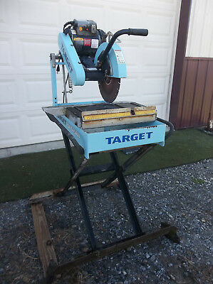 Target Masonry Port-A-Saw   tile, paver, brick saw