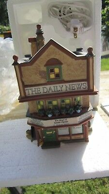 Department 56 - Dickens Village The Daily News