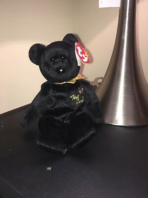 Ty Beanie Baby The End, Retired , Very Rare / Errors