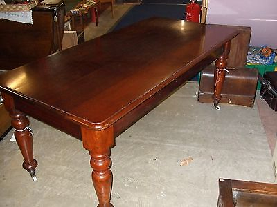 Victorian mahogany table (restored) - Louth, Lincs