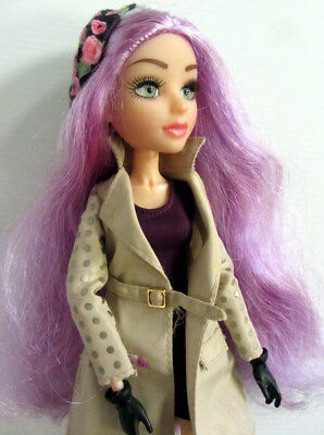 "PROJECT MC2 DOLL ""McKeyla McAlister"" - Purple Hair - from Invisible Ink Set"