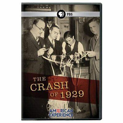 American Experience-American Experience: Crash Of 1929  (Us Import)  Dvd New