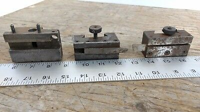 Lot 3 Lathe Tool Holders