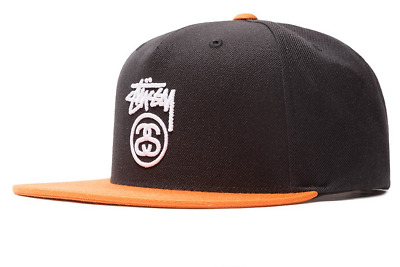 c3a55d9a48b STUSSY STOCK LOCK Ho17 Snapback Hat (Select A Color) -Free Shipping- -   34.99