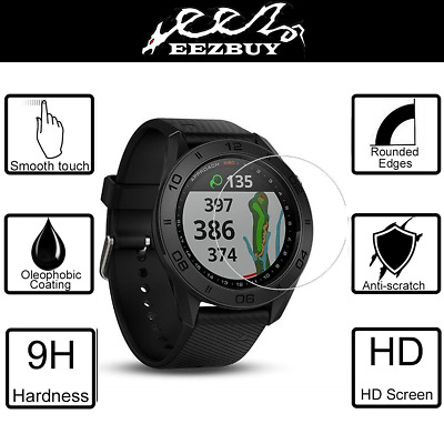 For Garmin Approach S60 Tempered Glass Screen Protector 9H Hardness