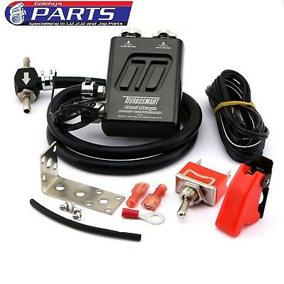 Turbosmart Dual Stage Boost Controller Black TS-0105-1102 toyota ford nissan