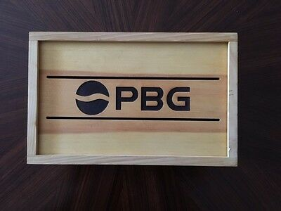 Wooden Box by Pepsi Bottling Group