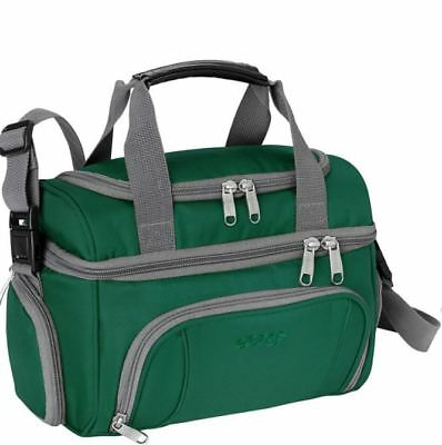 eBags Crew Cooler II Limited Edition Exclusive Color Emerald Lunch Tote Bag NEW