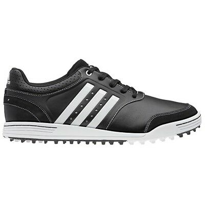 New Men's Adidas Adicross Iii Golf Shoes Black/white Q46788 - Pick Your Size