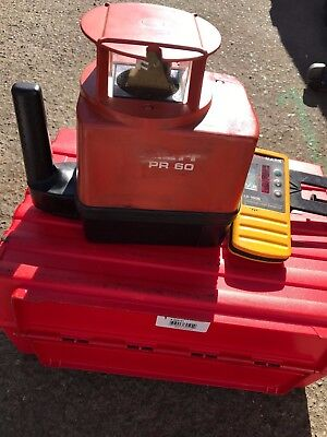 Hilti PR60 and Laser Mark LD-100N