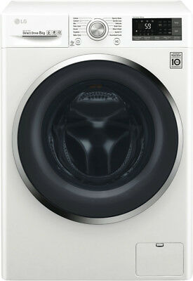 NEW LG WD1408NCW 8kg Front Load Washer