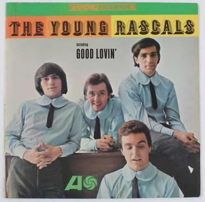 "The Rascals THE YOUNG RASCALS Signed Autograph ""The Young Rascals"" Album LP by 4"