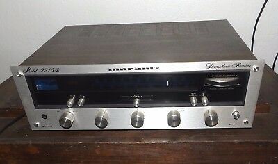 Marantz 2215B Receiver Good Working Condition