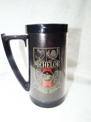 VINTAGE Thermo Serv  MICHELOB   Beer    Mug    Cup. MADE in USA    PLASTIC