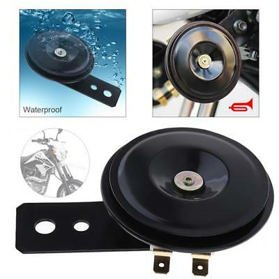 12V 105dB Exquisite Small Classic Waterproof Snail Plate Horn for Motorcycle/Car