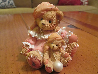 """Cherished Teddies CARRIE """"The Future 'Beareth' All Things"""" 1995 (LE-Numbered)"""