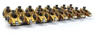 Competition Cams 19024-16 Ultra-Gold Aluminum Rocker Arm Set