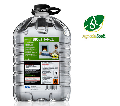 Bioetanolo Farmlight 5Lt
