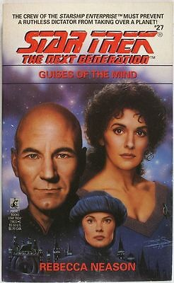 US STAR TREK The Next Generation Guises of the mind