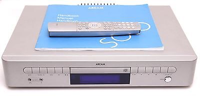 arcam solo Music All in One System Stereo CD-Receiver mit Fernbedienung