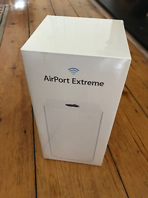 Brand new, unopened Apple AirPort Extreme Gigabit Wireless AC Router (ME918B/A)