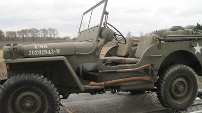 Ford GPW 1- 1943     Willys Jeep