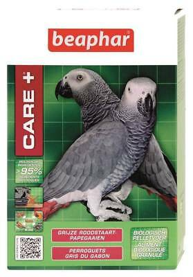 Beaphar Care + 1Kg African Grey Super Premium Pellet Parrot Food 95% Organic New