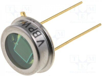 1 st Fotodiode; TO5; 565nm; 420-675nm; 100°; Montage: THT