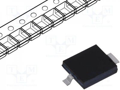1 st Fotodiode; 880nm; 730-1100nm; Montage: SMD; 150mW; 60°