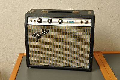 Fender Champ - Original - silverface