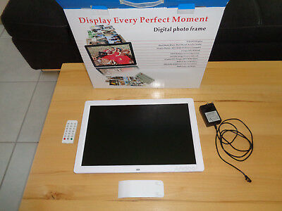 "Andoer 17"" LED Digital Photo Frame hohe Bildauflösung 1440 * 900"