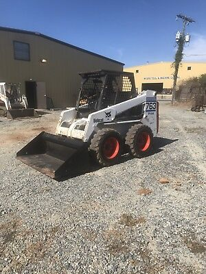 Bobcat 763 Skid Steer Loader