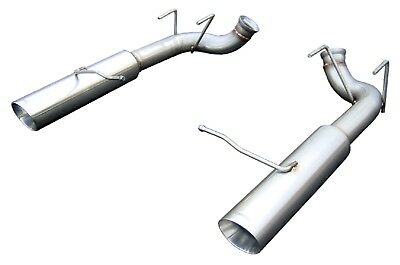 Pypes Performance Exhaust SFM79MS Pype Bomb Series Axle Back Exhaust System