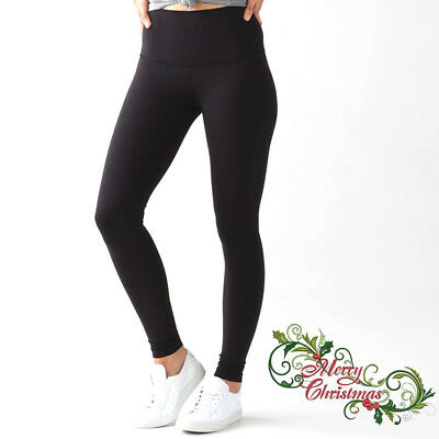 12f48aa8d761 Women's Ladies Workout Leggings With Pocket Running Yoga Pants Ankle  Lengths UD