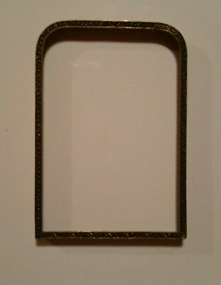 Fine Antique French Gilt Bronze Frame Ideal For Miniature Portrait