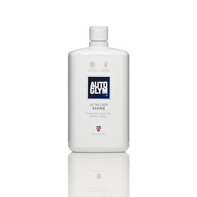Autoglym Ultra Deep Shine 1000ml (1L) + Microfibre