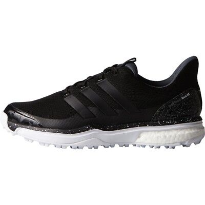 New Men's Adidas Adipower Sport Boost 2 Golf Shoes Black F33216 - Pick A Size