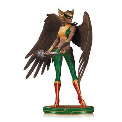 # Statue Hawkgirl - Cover Girls Of The Dc Universe - Resine Dc Comics -In Stock#