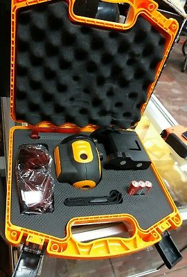 Johnson Acculine Pro 40-6680 Self-leveling Five beam Laser Pointer