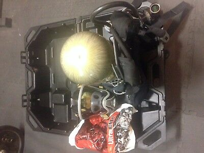 MSA stealth L-30+ Industrial SCBA assembly with case
