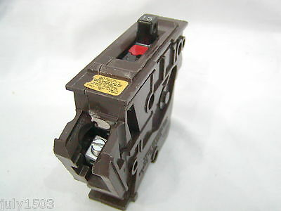 Wadsworth 15 Amp Single Pole Breaker