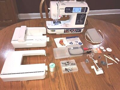 Brother Innov-is 990D Combination Sewing & Embroidery Machine with Disney